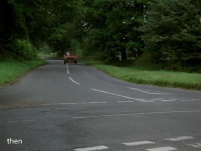 Charlie Boy car scene