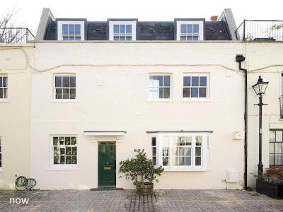 Napier Place London Filming Location