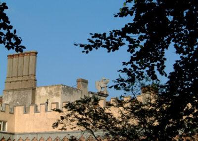 Hampden House Gargoyle