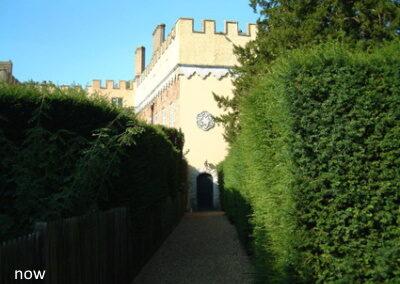 Hampden House side door