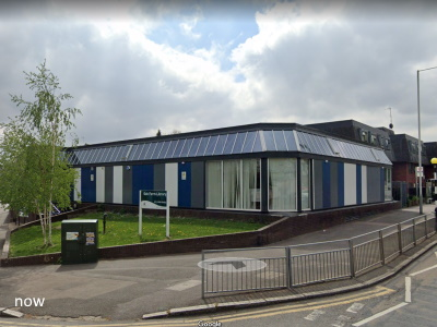 Oak Farm Library Hillingdon