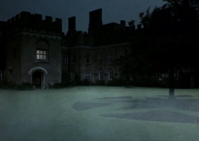 Hampden House as it appears in the series title sequence