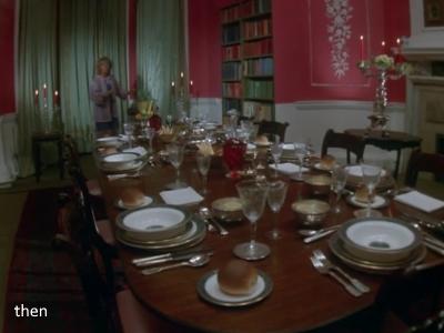 Thirteenth Reunion Dining Room