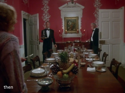 Thirteenth Reunion Dining Room Location