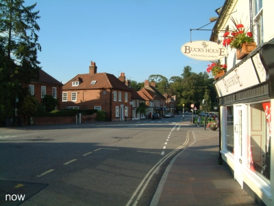 Chalfont St Giles Filming Location