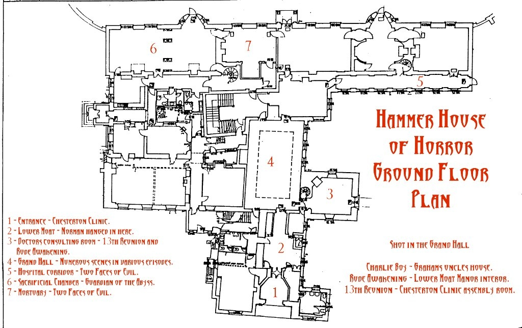 Hampden House Floor Plan