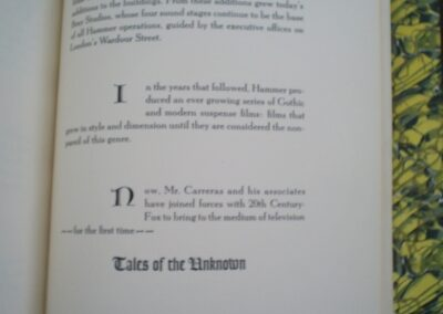 Tales of The Unknown Hammer Book